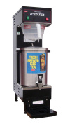Grindmaster-Cecilware TB3 BREWER with B13T Stainless Steel Fresh Brewed Ice Tea Brewer and Dispenser, 11.4l, Black
