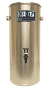 Grindmaster-Cecilware S10 w/Handles Stainless Steel Iced Tea Dispenser with Handle, 37.9l