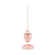 Pinky Up 5240 Tea Infuser, Gold