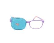 6PCS Eyepatch Eye Mask With Cartoon Sticker- Children Amblyopia Vision Recovery Eye Protection Eye Patch