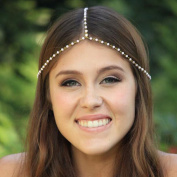 Jovono Women's Bohemian Head Chain with Beaded Headpieces for Women and girls