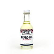 Detroit Barbers Beard Oil - Bourbon