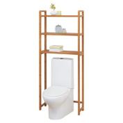 Lohas 170cm x 70cm Wood Over the Toilet Bathroom Shelf