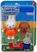 Miffy's Adventures Big and Small-Miffy and Snuffy
