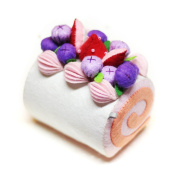 Artec360 Cake Doll Making Arts Crafts Children's Sewing Kits Display On Bar Counter 3.2x 2in x 7.6cm