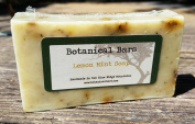 Botanical Bars Handmade Lemon Mint Soap Bar - Lemon Mint Soap