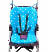 Soft Bottomz Baby/Toddler Soft Seat Cushion Designed For Stroller,Highchair and Car Seat