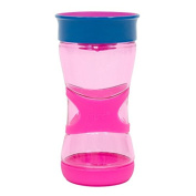 NUK Kids Magic 360 Ultra Grip Cup, Girl