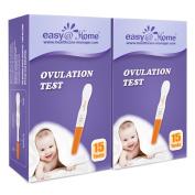 Easy@Home 30 Ovulation (LH) Tests - Midstream Test sticks…