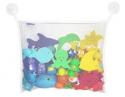 Bath Toy Organiser Perfect Bathroom Net for Bathtub Toys & Bath Toy Storage Bags for Kids, Toddlers & Adults 4610cm