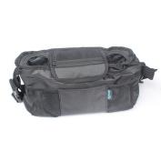 Benail Baby Stroller Organiser with Shoulder Strap, Multi-Function Bag Universal Fit for Baby Prams/Baby Carriage/Perambulator Car Storage Bag