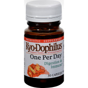 Kyolic Kyo-Dophilus One Per Day Probiotic Supplement (30-Capsules) by Kyolic