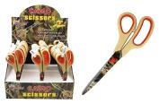 Diamond Visions 04-1799 22cm Multi Purpose Camo Scissors Multipack