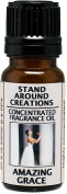 Concentrated Fragrance Oil - Amazing Grace Type