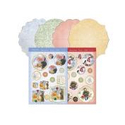 Hunkydory Crafts Premium Card Kit A4 Santa Paws - Mini Rocker
