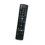 New Replacement Remote Control for AKB72914041 42LV5400 42LW5600 50PZ750 55LV3700 55LW5700-UE LG LCD LED Plasma TV
