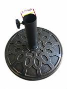 Do4U Patio Umbrella Parasol Base Stand Hole Ring Plug Cover and Cap 2.1 - Inch