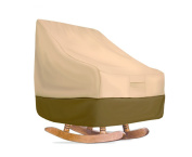 Pyle PVCCH28 Armour Shield Rocker, Glider, Rocking Chair Protective Storage Cover, Universal All-Weather Protection
