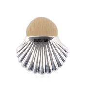 MAANGE 1Pcs Shell Shape Synthetic Kabuki Makeup Brush Set Cosmetics Foundation Blending Blush Face Powder Brush Makeup Brush Kit