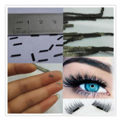 Magnetic Eyelashes Magnet, Hunzed Reusable Sheet For Magnet Natural Eyelashes For False Magnet Eye Lashes Extension Makeup Tool Handmade