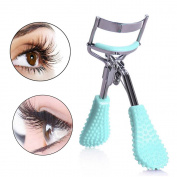 Mmrm Massage Handle Eyelash Curler Professional Beauty Tools Random Colour