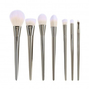 YRD TECH Make Up Blush , 7Pcs Set Professional Brush High Brushes set Make Up Blush Brushes Makeup Brush