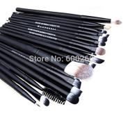 PyLios£¨TM£ Pro 20Pcs Paintbrushes of Makeup Professional eye shadow brushes Set Powder Foundation Eyeshadow Eyeliner Lip Brush Tools