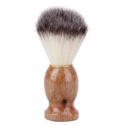Badger Hair Men's Shaving Brush Barber Salon Men Facial Beard Cleaning Appliance Shave Tool