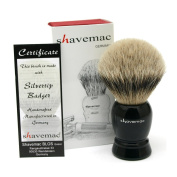 Shavemac Silvertip Badger Shaving Brush CB1