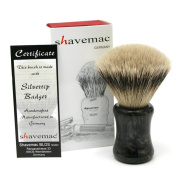 Shavemac Silvertip Badger Shaving Brush ML1