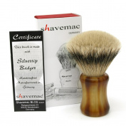 Shavemac Silvertip Badger Shaving Brush ME1