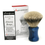 Shavemac Silvertip Badger Shaving Brush MB1