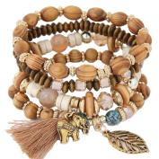 Bohemia Summer Sweet Bead Bracelet & Bangle For Women
