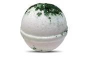 Bath Bomb Fizzle Be Delicious Blossom Bath Bomb, Vegan Bath Fizzy, 180ml