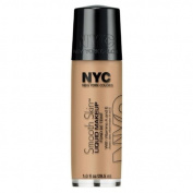 NYC Smooth Skin Liquid Makeup - Deep Beige by NYC