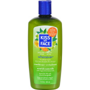 Kiss My Face Whenever Organic Conditioner for All Hair Types Paraben-Free 330 ml by Kiss My Face
