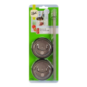 Ball 15005 Regular Mouth Sip N Straw Lids