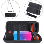 Zaracle Hard Protect Case Cover Storage Pouch Bag Sleeve Travel Carry Case for JBL Pulse 3 Wireless Bluetooth Speaker