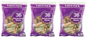 Bazic Assorted Size Coin Wrappers, 36 Count,