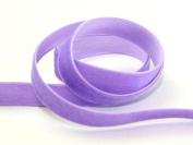 9mm Berisford Velvet Ribbon Mini Roll 5m 9609 Violet - per 5 metre roll