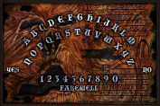 Necronomicon Ouija Board