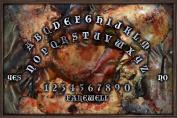 Human Quilt Ouija Board