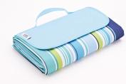 Outdoor Picnic Blanket Mat Waterproof Beach Blanket Mat For Travelling Camping -200cm x 140cm