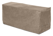 KoverRoos III 34207 2.4m Bench Cover, 240cm Width by 60cm Diameter by 90cm Height, Taupe