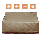 Outdoor Patio Deluxe Heavy Duty Waterproof Sofa Bench Storage YS34P