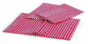 Camco 51020 Tablecloth Set with Table/Bench Cover