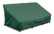 KoverRoos Weathermax 67450 Sofa Cover, 170cm Width by 90cm Diameter by 90cm Height, Forest Green