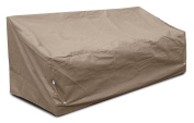 KoverRoos III 36450 Deep 3-Seat Glider/Lounge Cover, 230cm Width by 90cm Diameter by 80cm Height, Taupe