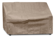 KoverRoos III 32350 2-Seat/Loveseat Cover, 140cm Width by 100cm Diameter by 80cm Height, Taupe