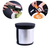 Vegetable Spiralizer Complete Vegetable Spiral Slicer Bundle Veggie Cutter With Cleaning Brush Salad Zucchini Pasta Noodle Maker Carrot Grater Perfect Kitchen Tools